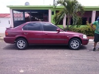 VENDO HONDA CIVIC 1998  - Carros - Caroní