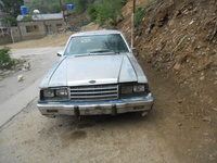 Vendo Ford Granada  - Carros - Arismendi