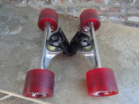 Vendo Trucks de long board - Deportes - Tubores