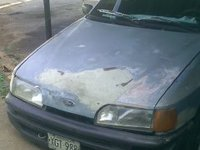 vendo mi ford sierra  - Carros - Independencia