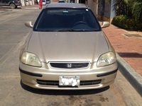 vendo honda civic 98. excelente estado - vendo carro