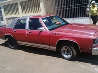 ford ltd patrulla - Carros - Maracaibo