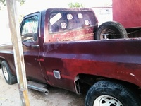 pick-up chevrolet año 86 - Carros - Guacara