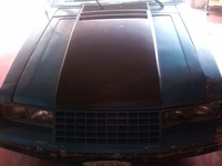 Vendo Ford Mustang Año 82 - Carros - San Francisco