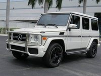 2013 Mercedes-Benz G-Class G63 AMG - mercedes benz