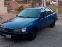VENDO FORD SIERRA AÑO 88 - vendo carro