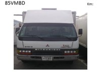 CAMION MITSUBISHI CANTER FE 649-D OPERATIVO - Camiones / Industriales - Barcelona