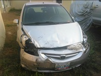 Honda Fit 2008 (Chocado) - Carros - Naguanagua