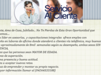 atencion al  cliente  - Internet / Multimedia - Iribarren